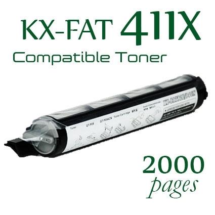 toner compatibile panasonic 411x