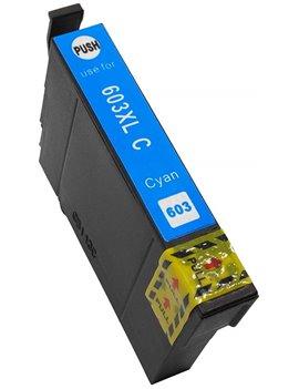 cartuccia compatibile epson 603 ciano
