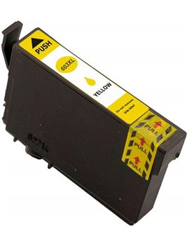 cartuccia compatibile epson 603 giallo