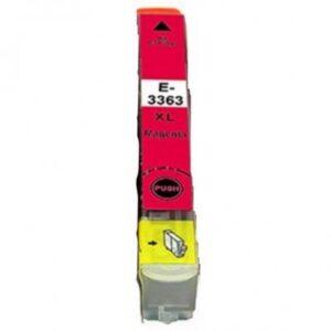 cartucce compatibili epson 3363 magenta
